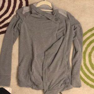 LuluLemon Sweatshirt Cardigan Size Small